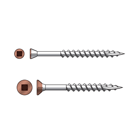 Headcote Timberdek™ - Decking Screws