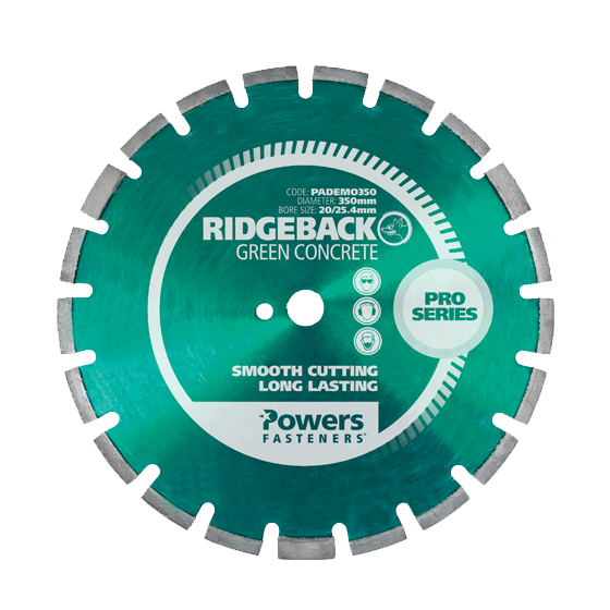 Abrasive Segmented Diamond Demolition Blades