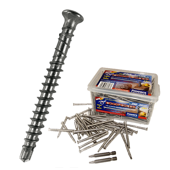 Woodpecker® - Decking Screws